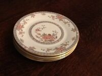 Royal Doulton - Canton - dinner plates x 8, excellent condition - please see other items