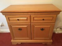 Wood Furniture Set (Great Condition) £150 for whole set