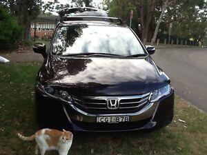 2012 Honda Odyssey (7 Seat) Wagon Blaxland Blue Mountains Preview