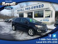 2015 Ford Edge SEL AWD | Leather | NAV | Pano Roof | Pwr Liftgat