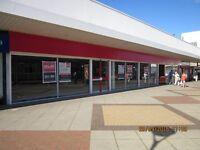 Shop To Rent/Let City centre no Bills all inclusive wallsend shopping centre
