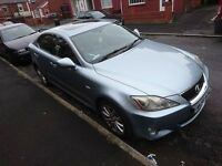 (56)LEXUS IS 220D SE TURBO DIESEL,FULL LEXUS HISTORY,PUSH BUTTON START 100% RELIABLE(SWAP/PX)