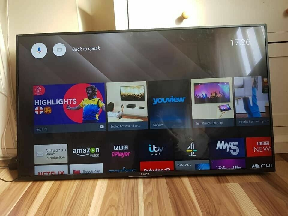 Sony 49 inch 4k ultra hd smart android tv | in Whitefield, Manchester |  Gumtree