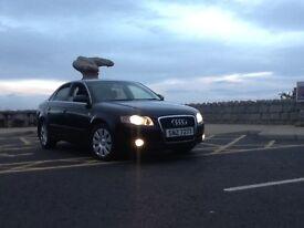 Audi A4 2.0 tdi full years mot