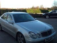 2006 Mercedes E280 CDI Sport 3.0 V6 Diesel