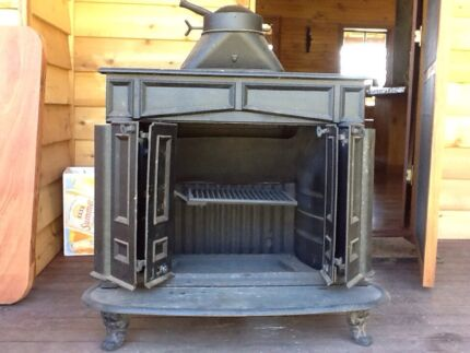 Wood heater Cooroy Noosa Area Preview