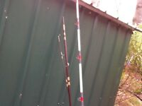 3 fishing rods free