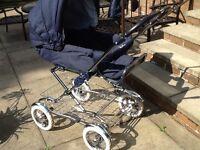 "Silver cross pushchair "" Bargain"" as new"