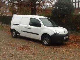 RENAULT KANGOO MAXI L.W BASE 2011 MOT 07/17 TWIN S/L//DOORS 1 OWNER CLEAN ATTRACTIVE CONDITION