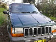 1996 Jeep Grand Cherokee Wagon West Tamworth Tamworth City Preview