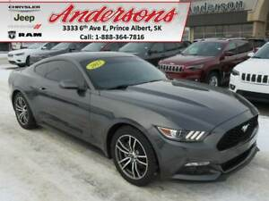 2017 Ford Mustang EcoBoost *Manual/Heated Seats*