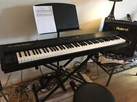 Roland RD-300SX Stage Piano - Fully weighted, 88-keys