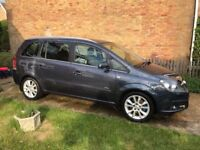 For sale, much loved Zafira 150bhp