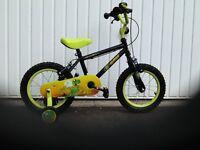 "Kids Apollo Claws 14"" bike"