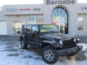 JEEP WRANGLER UNLIMITED RUBICON MANUELLE