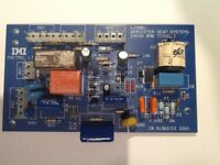 Worcester Bosch 280 RSF combination Gas boiler ignition circuit board.