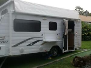 Jayco Starcraft 16ft Feb 2015 Caravan Poptop