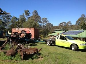 Slik carbody removals and towing Logan Village Logan Area Preview