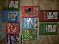 Childrens books wimpy kid david Williams