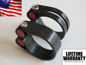 Carbon-Fiber-Seat-Clamp-for-Giant-Colnago-Pinarello-Wilier-Orbea-Fuji-Bike-Frame