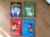 Selection of four books