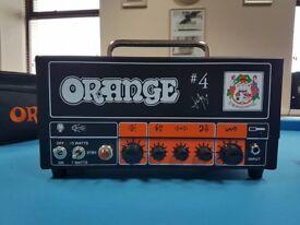 Orange Jim Root Terror 15w Valve Head