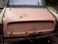 Wanted Triumph Herald Or Parts