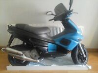 gilera runner 180cc reg as 50cc