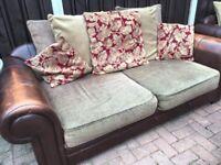 Free to a good home 3 seat sofa.