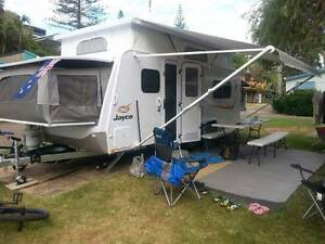 2014 Jayco 17.56.1 with Bunks Cameron Park Lake Macquarie Area Preview