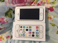 Apple iPhone 5s Gold 16gb Vodafone