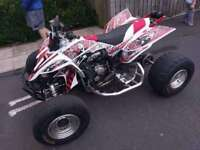 Yamaha R1 quad super quad proffesional build by pipeworkz