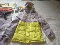 Snowboarding Outfit Women/Girl 8-10