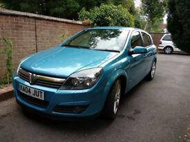 Vauxhall Astra SRI 1.8 petrol manual