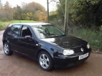 Golf gti 2.0 litre petrol,full history,nice car.