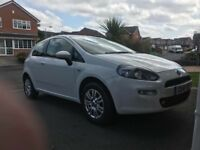 2014 Fiat Punto *** 4 new tyres and new brake pads