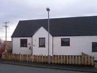 2 bed bungalow Isle of Skye