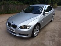 BMW 3 SERIES MANUAL COUPE 2007