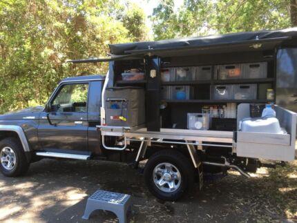 slide on camper Dynamic Anna Bay Port Stephens Area Preview