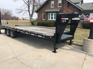 Fifth wheel trailer in near new condition