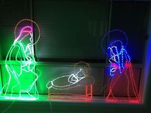 RANGE OF NEW CHRISTMAS LED LIGHT MOTIFS- DEPENDING ON PRICE Blacktown Blacktown Area Preview