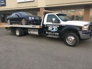 Remorqueuse Towing F-450