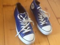 Converse all stars as new size 9