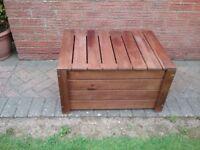 Dark Pine storage box