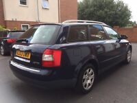 2003 03 Audi A4 Avant 1.9 Tdi Estate *FSH* MOT MAY 2017 * 1 Owner From New* touring 320d