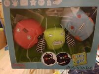 car seat toy brand new in box also other new toys in boxes x