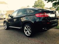 2010 BLACK BMW X6 3.0D X DRIVE