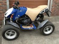Bashan 300 Roadsport road legal quad