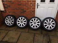 Audi tt mk1 alloy wheels may fit vw