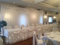 0-100 guests £500.00 party event planner wedding Birthday special occasion decorations